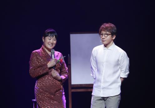 刘谦登央视《春华秋实》教师节晚会 创新魔术思维引惊喜