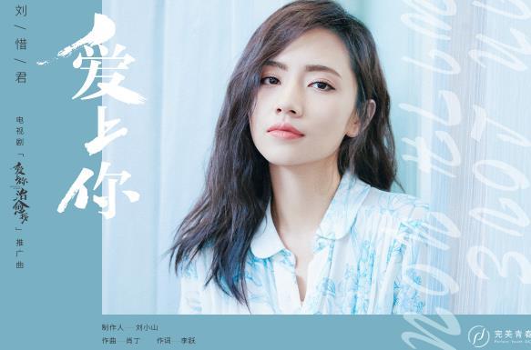 《爱上你治愈我》推广曲上线 刘惜君暖心献声