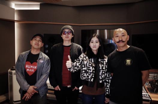 远东韵律与张碧晨首度合作 新歌《途》强势来袭