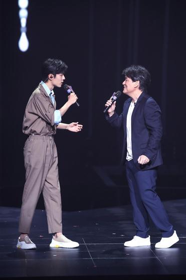 东方卫视《我们的歌》经典四重唱《花心》肖战王琳凯音乐态度大获好评