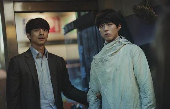 孔刘、朴宝剑主演《徐福》。
